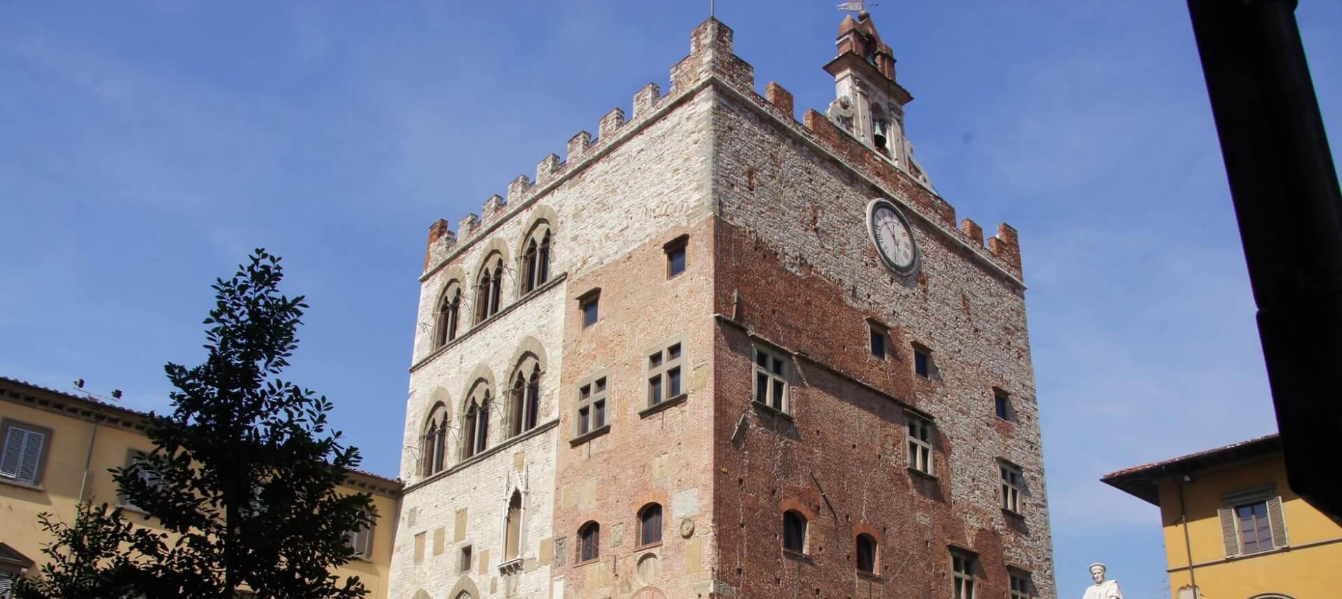 Campinoti & Bozzoni - Portfolio Lavori - Palazzo Pretorio